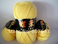 500gFashion style hand knitting yarn on ball factory outlet wool yarn
