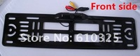 Hot sale-Russia license plate frame camera, car camera, car reversing backup kit with water-proof for retail/pcs