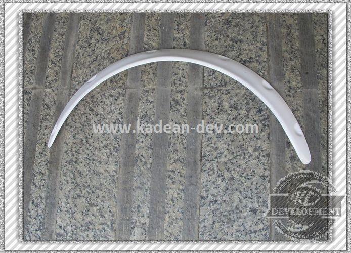 2шт универсальный jdm передние или задние колеса крыло арка вспышки пара гибкие frp стекловолокна для skyline brz эволюции пары
