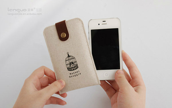Languo new designed mobile cell phone case for promotion