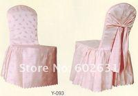 l-093, розовый стул крышка, полиэфирные ткани высокого качества, моющиеся/прочный