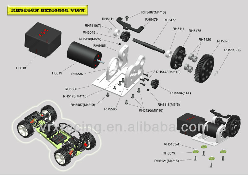 gas powered remote control vehicles with New Electric Baja Conversion Mounts W 60021282322 on Watch further GP026 Boat Gas Powered 26cc Engine Dropship RC 210053584 together with Beginner Rc Airplane together with Range Rover Power Wheel Car 12v furthermore Watch.