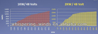 Генератор энергии Whispering-Winds 1 WW-1000W