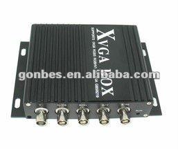 XVGA box Rgb,Mda,Cga,Ega to Vga video Converter