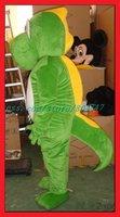 новейшие Хэллоуин динозавра костюм Мультфильм символов талисман костюм талисмана