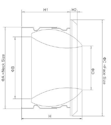 air ventilation aluminum ball jet diffuser