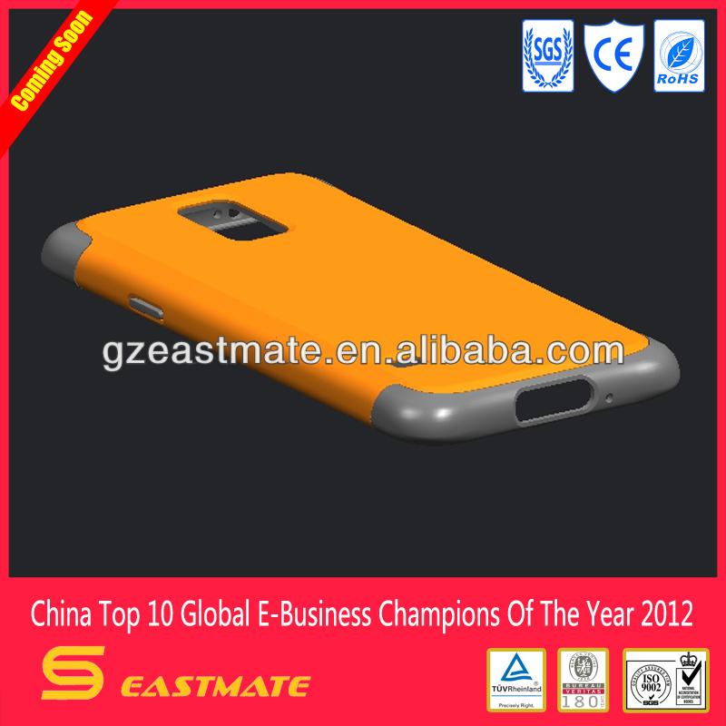 hybrid phone cases for samsung S5, light up case for S5