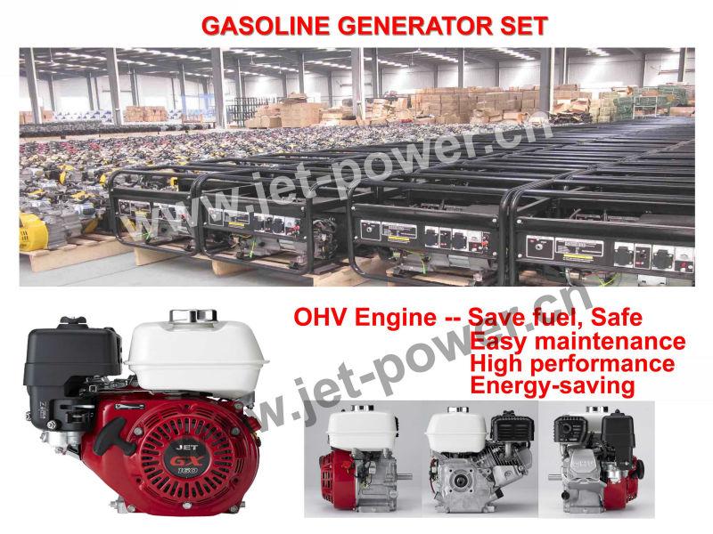 Gasoline generator set -06