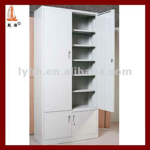 spazio individuale design regolabile a parete in acciaio dispensa di stoccaggio armadio cucina