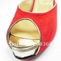 Туфли на высоком каблуке high quality red high heel shoes, sexy women's shoes fashion high heel Shoes