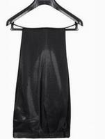 Костюмы Высокое качество мужчины деловые костюмы марки строгий костюм платье F002