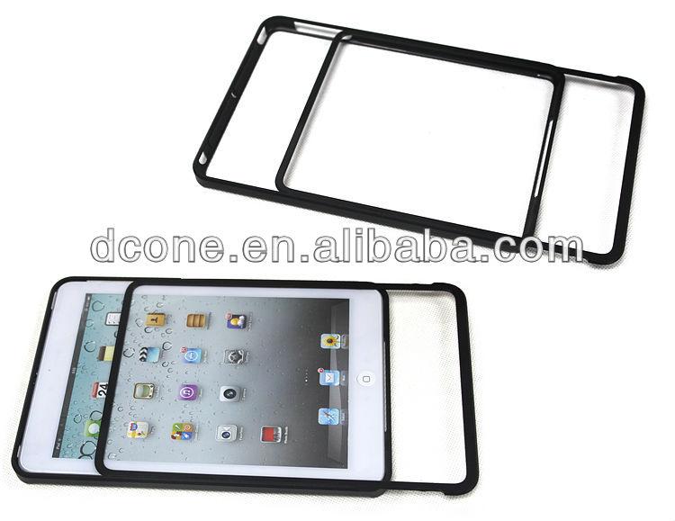 Cool Design Aluminum Bumper Case for ipad mini for ipad 4