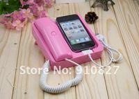 Телефонная гарнитура Anti-radiation Phone Holders, Phone x Phone Docks, With A Classic Handset For iPhone 4/5 Landline, 1pc