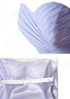 Пром платья свадьба для новобрачных коктейль evning мяч без бретелек платья lf015