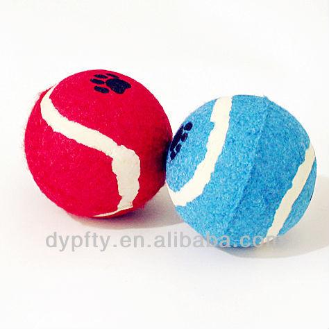 """Dia 2.0"""" pet carrier tennis ball"""