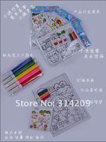 Игрушки для рисования  yjts-mermaid1011