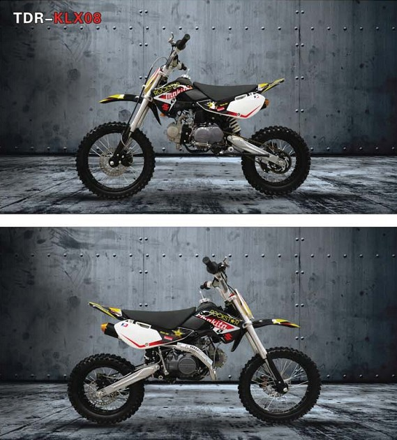 New 50cc pit bike mini motorcycle