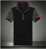 Мужская футболка 530220 2013 Mens Polo Men's Short Sleeve slim fit, men shirt, cotton Brand polo shirts men