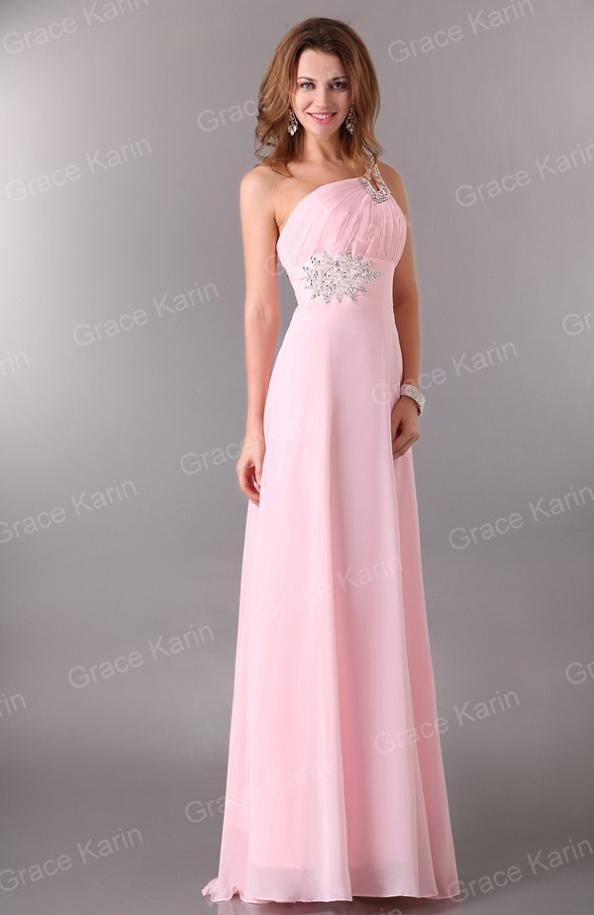 Фото нежное длинное платье