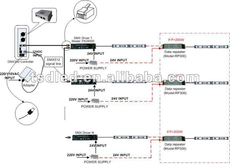 Схема подключения (2)