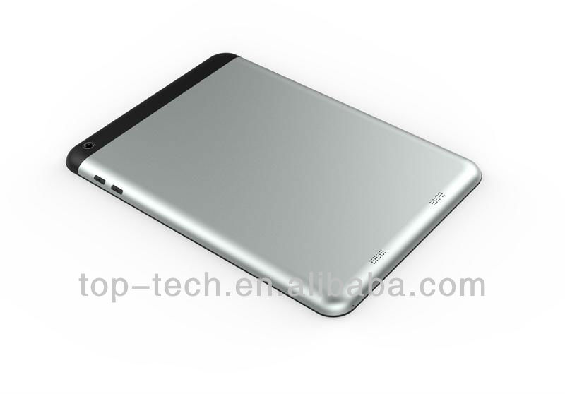 7.85'' gps tablet pc 3g sim card slot quad core MTK8389