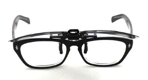 KOD K1006 :Clip On Sunglasses - Black -- ONLY RM 24.00