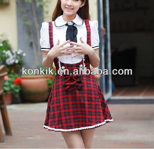School Girl Designs Hot Sale School Uniform Design