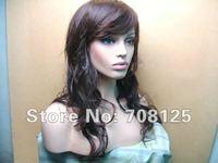 Серьга дисплей реалистичные женский манекен головы бюст парик и шляпа