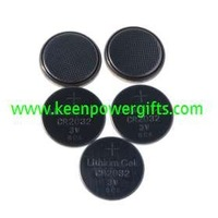 free shipping ,CR2032 3V Cell Button Battery (5-Pack)