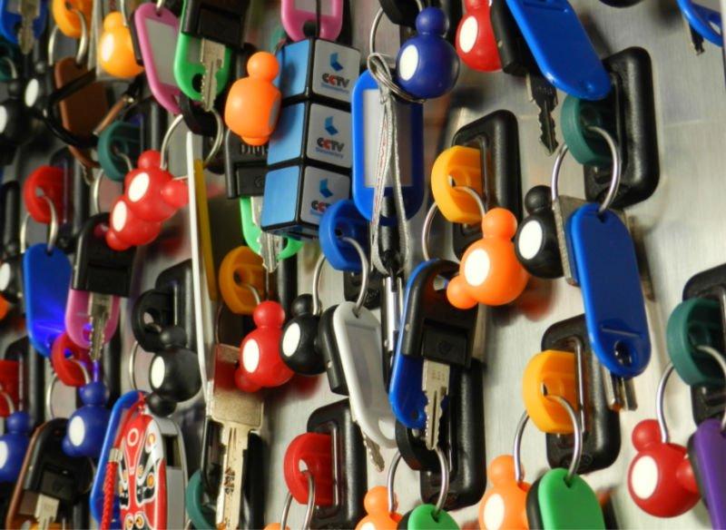 RFID Интеллектуальный Ключ Кабинет/ящик