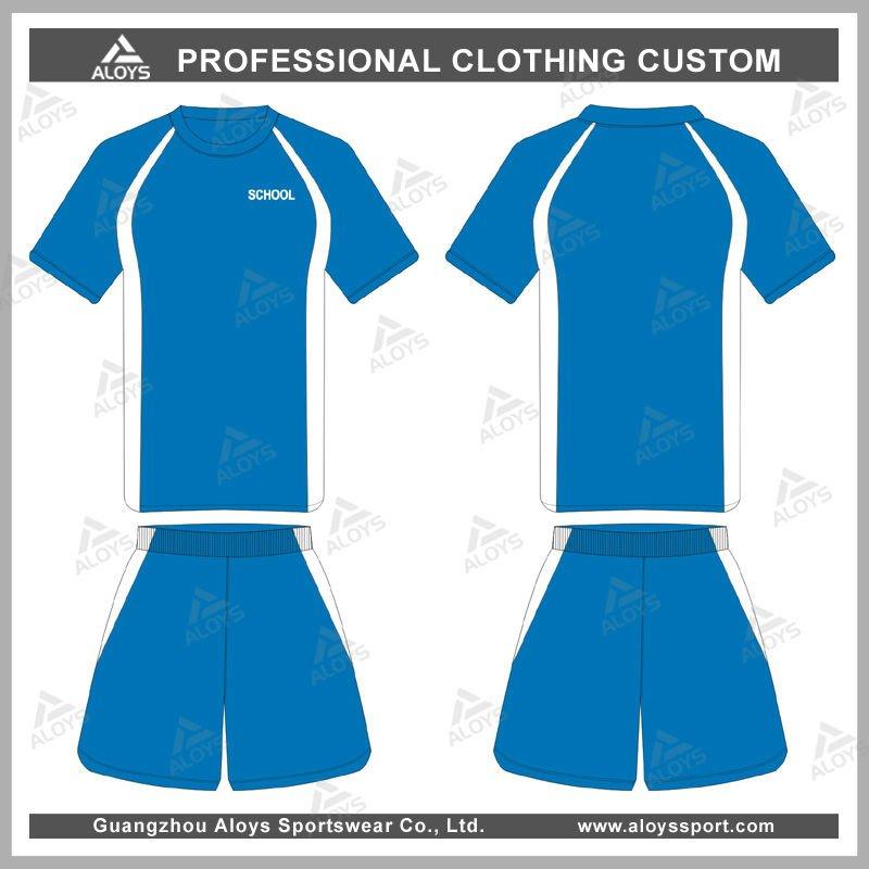 Personalizado Del Equipo De F  Tbol Kits De Uniforme Del F  Tbol