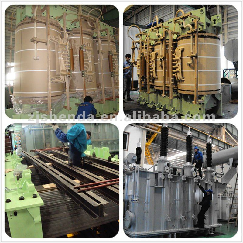 110kV ,50MVA Power Transformer