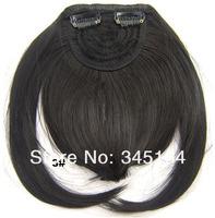 10pcs/lot женщин синтетических волос бахрома волос взрыва бахрома взрыва шиньоны клип в наращивание волос волосы взрыва #27/613