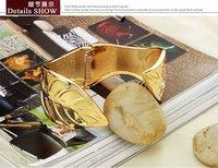 OPK jewelry  GOLD JEWELRY  NEW ARRIVEL FASHION NEW 18K Gold GP Bangle 324