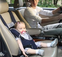 Детское автокресло color random Baby Child Infant Car Safety Seat Auto Thick Cushion