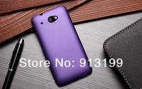 Чехол для для мобильных телефонов 1Pcs Matte Frosted Hard Case Skin Back Cover For HTC Desire 601 Zara Mobile Phone