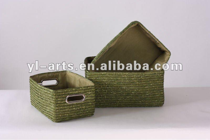 wholesale wheat straw baskets