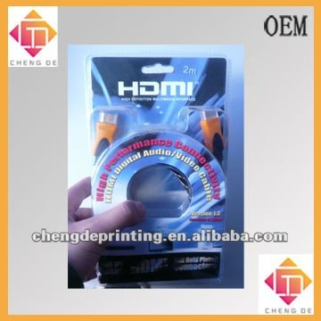 blister packaging for cell phone case and tablet PC