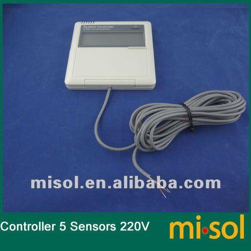 controller 5 sensors 220v 1