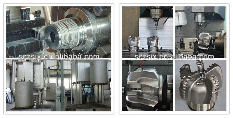 China API High quality diamond core drill bit