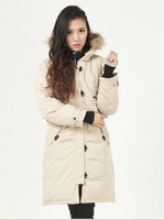 Женские пуховики, Куртки canadas national brand women down jacket Fashion morality down jacket duck goose down jacket