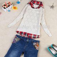 Пуловеры sunlun SCW-4069