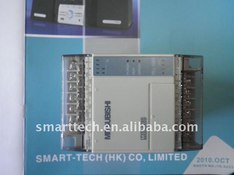 Distributor of MITSUBISHI MELSEC-F FX1S-10MT