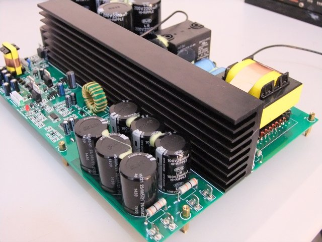 5000w Rated Power Pro Audio Amp Smps, High Stable,Lower Price ...