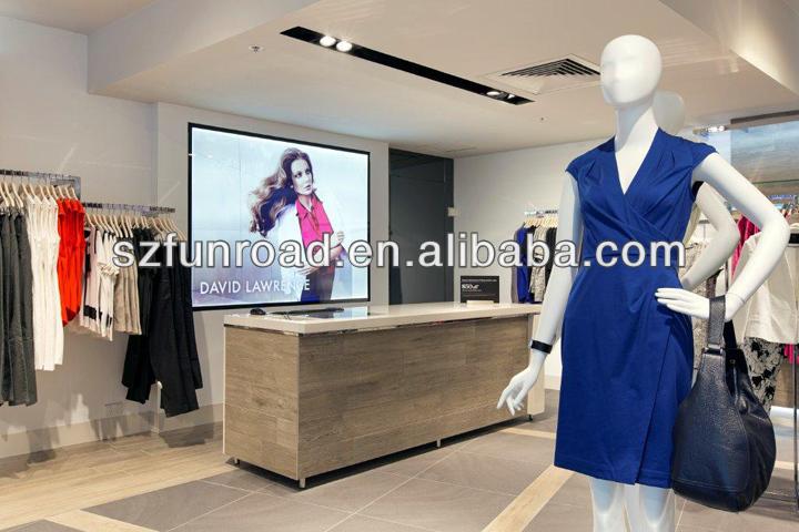 Femmes v tements magasin comptoir de caisse caisse de - Comptoir de famille shop online ...