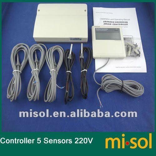 controller 5 sensors 220v 3