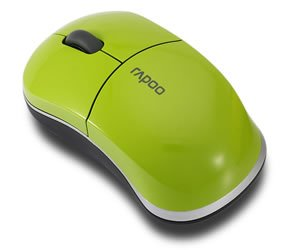 Optical 2.4Ghz Wireless Mouse with color pack