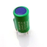 Сухая электрическая батарея VARTA CR1/2AA CR14250 3V 3 pin,