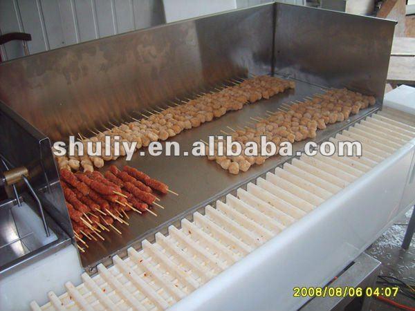 Shish Kebab Maker Shish Kebab Making