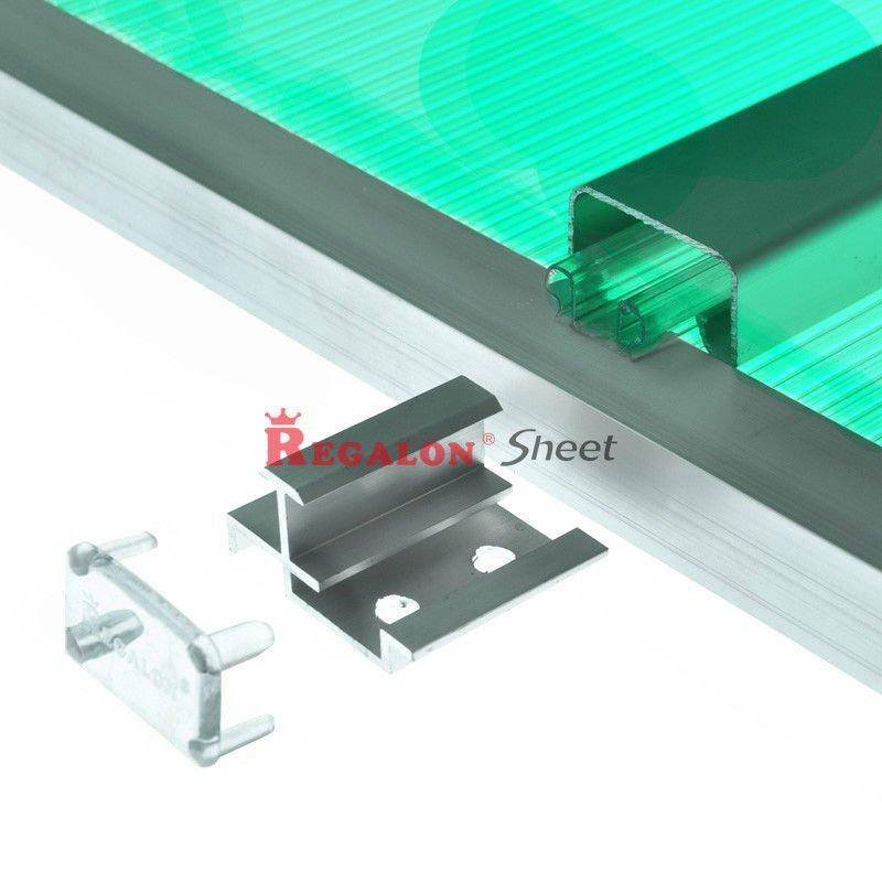 Solar Polycarbonate plastic